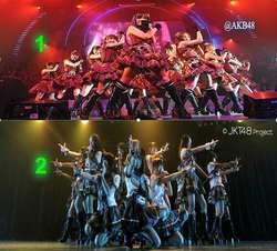 AKB48 or JKT48 .
