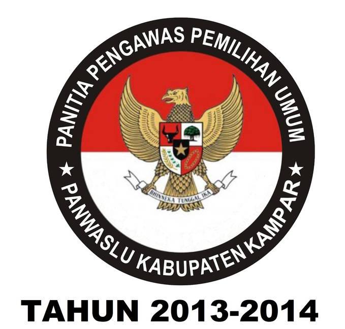 Panitia Pengawas Pemilihan Umum Kabupaten Kampar Provinsi Riau adalah Lembaga yang bergerak mengawasi penyelenggara Pemilu dalam hal menjalankan Pemilihan Umum yang bersih, 3 bln terkahir Panwaslu Kampar telah mneyelesaikan 2 kasus pelanggaran