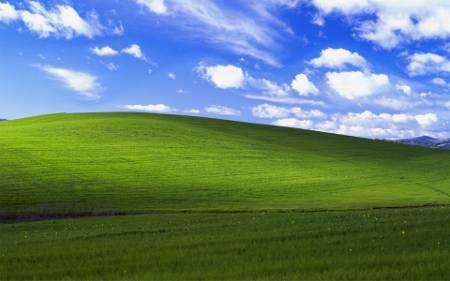 Inilah Foto yang Pernah Dilihat oleh Semua Orang di Seluruh Dunia, Itu adalah foto wallpaper yang menjadi andalan dari OS Windows XP Diambil oleh seorang fotografer bernama Charles ORear, foto berjudul Bliss dan di rilis pada awal tahun 2001