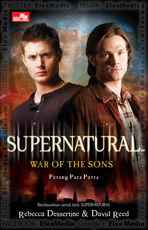Winchester bersaudara kembali! Dan mereka bertemu seorang malaikat dengan tawaran menggiurkan... SUPERNATURAL: War of the Sons http://ow.ly/jurEY