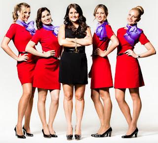 Virgin Atlantic, Pramugari terseksi di Dunia