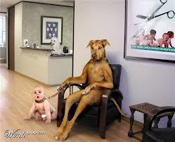 Kebalikan antara anjing dan manusia yg akan terjadi....Jangan sampai!WOW!