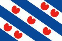 Bendera Paling Unik Di Dunia - Part 1 Frysland (Netherlands) Bendera Frysland