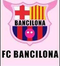 logo terbaru dari FC BANCILONA... WOWWWW
