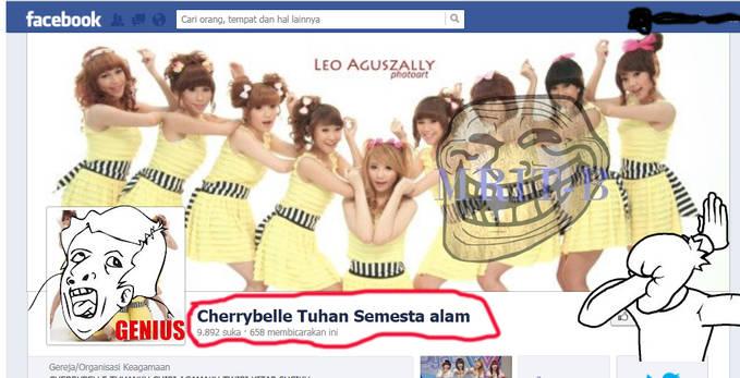 like juga http://www.facebook.com/pages/Meme-Rage-Indonesia-Terkocak/226157734185830?fref=ts