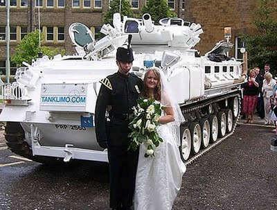 mobil pernikahan teraneh part 1