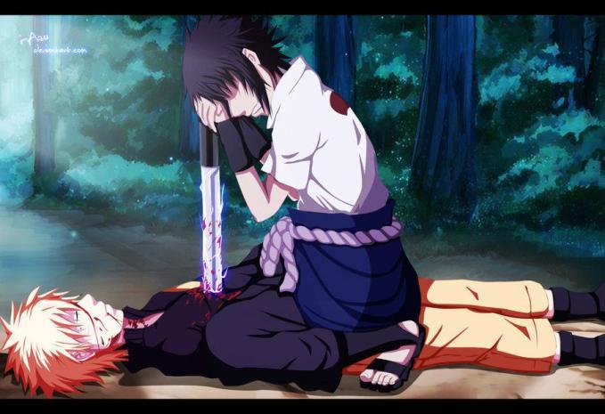 Kalo akhir dari cerita Naruto begini, kalian setuju gak...?