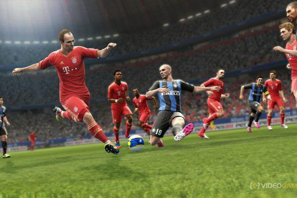 Fitur-Fitur Mengerikan yang Akan Hadir di PES 2014