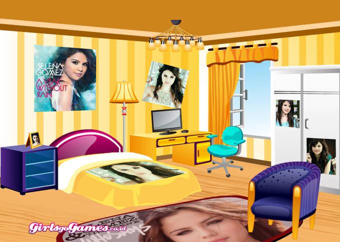 Wajib klik wow bagi penggemar SELENA GOMES!!!Nih saran desain kamar untuk PENGGEMAR SELENA GOMES!mungkin bisa dicoba???WOWNYA LHO YA!