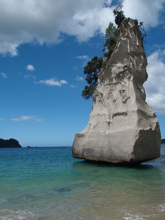Lokasi Pembuatan Film The Chronicles of Narnia Prince Caspian : Semenanjung Coromandel di Pulau Utara Selandia Baru