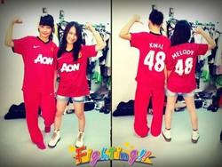 Melody & Kinal #GGMU #JKT48 #WOW jika kalian OSHI mereka harus pencet WOW