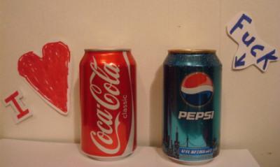 bukti Persaingan antara Coca-Cola dan Pepsi ( part 3 )