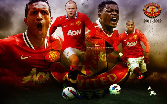 Lagu penyemangat Manchester United