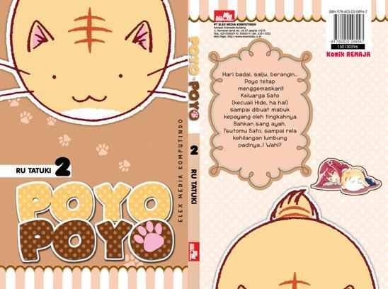 [Sneakpeek] Cemilan pagi, 3 intipan untuk komik POYO-POYO volume 02: http://ow.ly/jEgRR :3