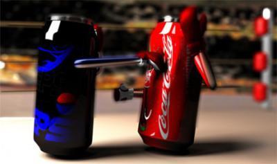 bukti Persaingan antara Coca-Cola dan Pepsi ( part 1 )