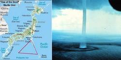 Lautan Iblis / Segitiga Naga,Jepang ke pulauan miyake