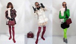 Tubuhnya semampai, ramping, dan sangat stylish. Posenya bak model profesional memamerkan busana dan aksesori indah. Siapa sangka kalau Liu Qianping, seorang pria asal China yang usianya sudah 72 tahun bisa tampil gaya dengan busana milik remaja putri. WOW!!!