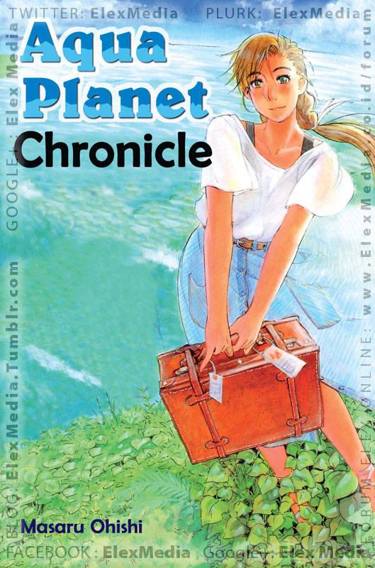 Manusia telah bisa mencapai langit. Tapi rumah tetaplah bumi.. Sebuah cerita lepas yg cocok bagi penggemar komik fiksi ilmiah klasik. AQUA PLANET CHRONICLE http://ow.ly/jLNFi