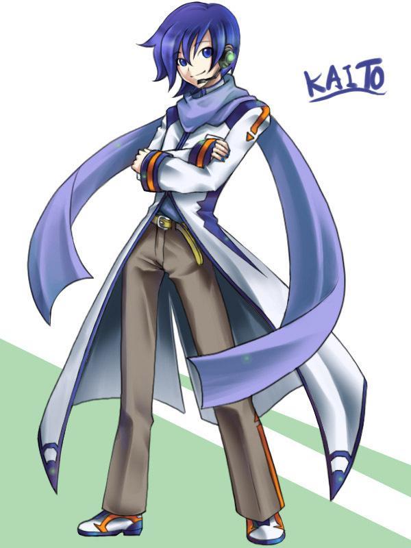 kaito vocaloid ^_^