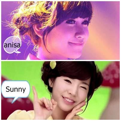 Kalian pilih yang mana ? me : Sunny