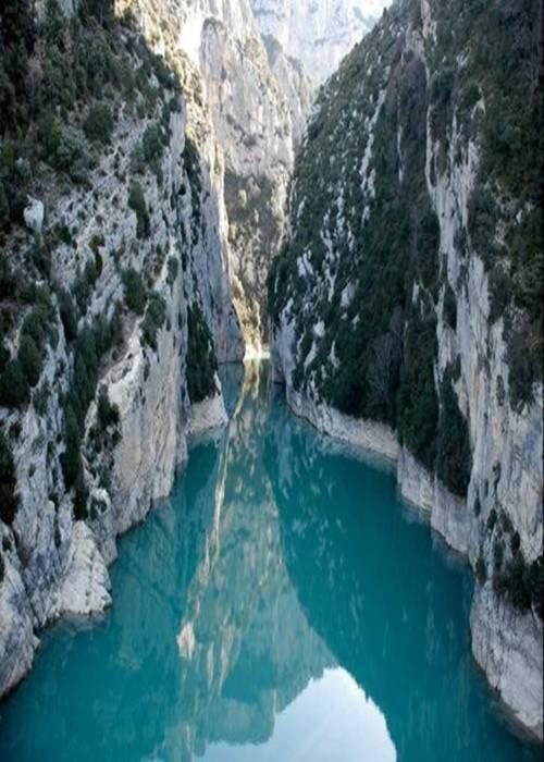 Verdon Gorge, France.