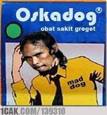 Obat Mad Dog Tuh