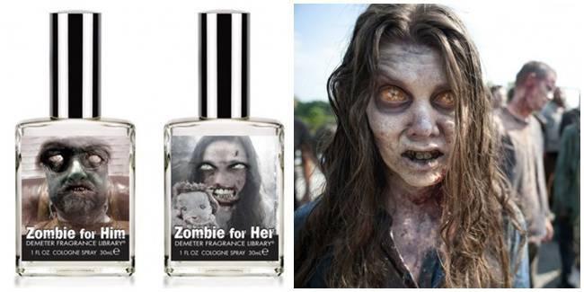 Parfum Zombie Dengan aroma MAYAT,ada yang brani voba??? :O Klik wow yaaaakk