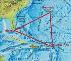 Segitiga Bermuda Tempat Munculnya Dajjal?