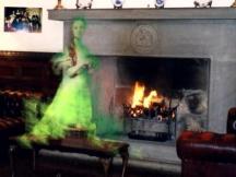 Potret Dari Wanita Hijau/The Green Lady
