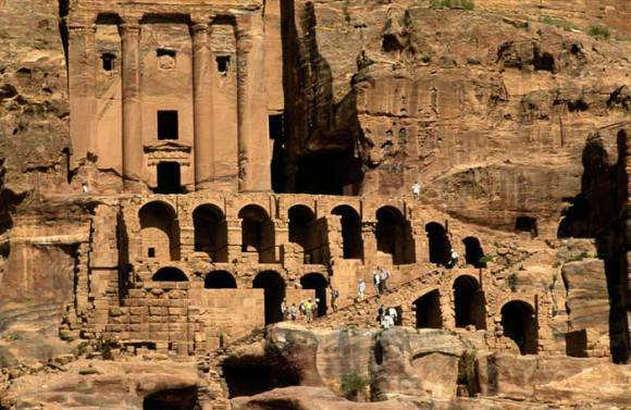 Cappadocia Cave Houses-Turkey Gua peninggalan peradaban manusia