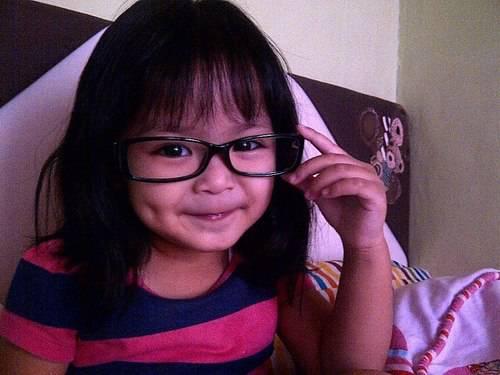 Aqila Herby Little Miss Indonesia Unyu unyu ya....