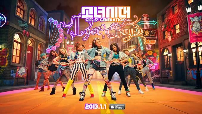 Girls Generation (SNSD) - I Got a Boy. Yang suka SNSD minta wownya dong