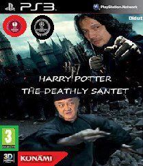 Harry Potter And The Deathly Santet