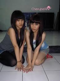 twister twins!!!no make up