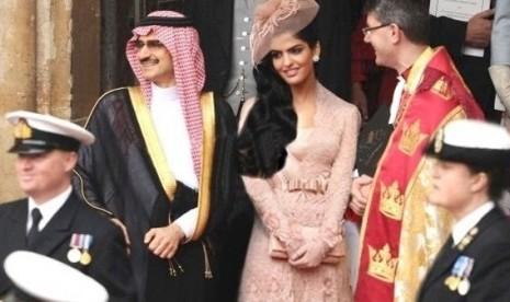 Ini Wanita Paling Populer di Arab Saudi