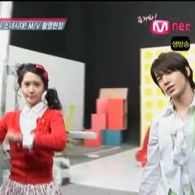 yoona dan donghae