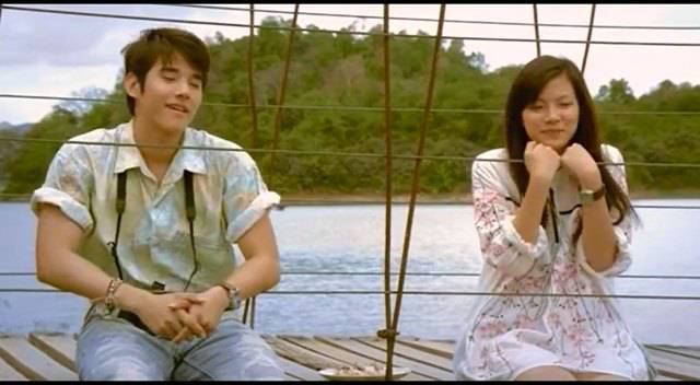 Mario Maurer Dan Baifern Di Film A Crazy Little Thing Called Love.. :)