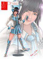 Dhike JKT48 (Fanart)