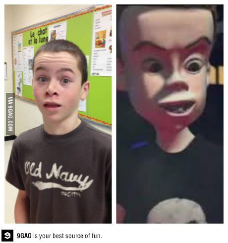 akhirnya ketemu siapa anak kecil yg menyiksa mainan di Toy Story 2 wownya yang banyak