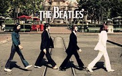 kisah perjalanan the beatles