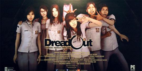 DreadOut, game horor buatan anak Indonesia