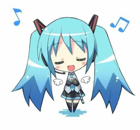 Siapa Yang Suka Vocaloid Disini
