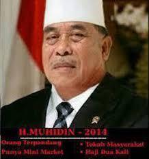 haji muhidin for president