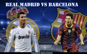 ayo pilih mana real madrid vs barcelona ????????