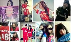 JKT48 Ternyata Suka Bola juga.. . :D