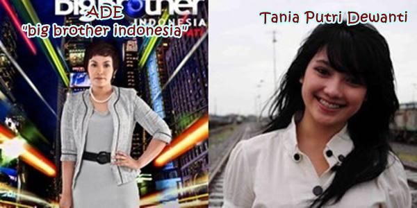 Masih inget ADE big brother indonesia ..??? nah, itu dia anak dari ade, Tania Putri Mirip gaaak ??
