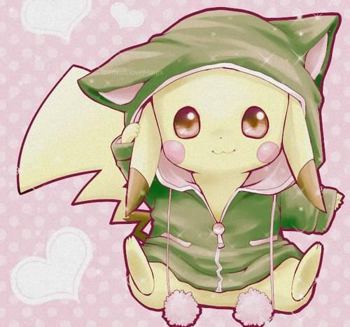 Pikachu cool yahh !! :D