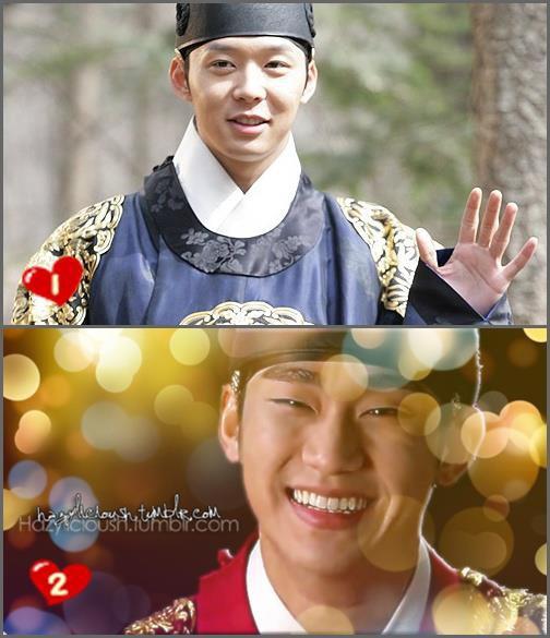 Bayangkan jika kamu jadi putri mahkota korea, sedang di korea itu punya dua putra mahkota yang tampan, bijaksana, baik hati, romantis dan kaya. kira kalian pulih siapa?Park Yoo Chun atau Kim soo Hyun? kalau aku sih dua2nya kalau bisa heheh