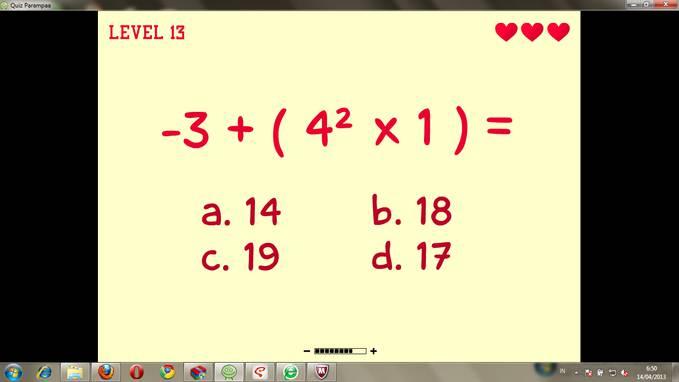 kalau memang anda merasa logika anda tinggi, ayo jawab soal ini. ingat..!! ada 5 pilihan jawaban lho..