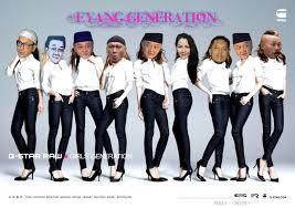 wah girl band korea nih subur generation.. yg suka klik wow ya.. + koment juga boleh kok